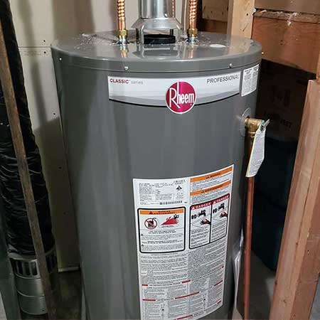 Hot Water Tank | Tinman Furnace & AC Experts | Calgary Heating & Air Conditioning